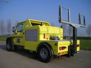ABC mercedes GD wrecker aflevering 002